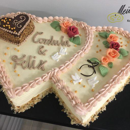 Sonderanfertigungen  Bäckerei und Konditorei Meiling Dessau